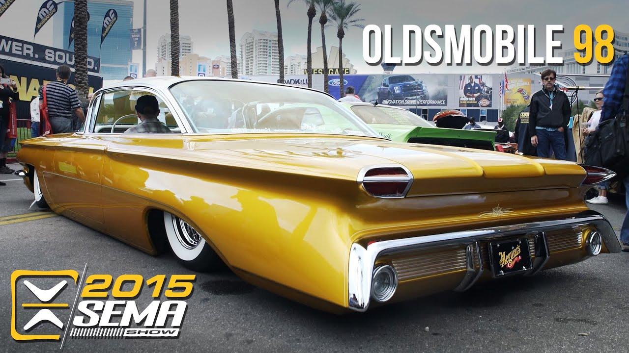SEMA 2015 1960 Oldsmobile 98