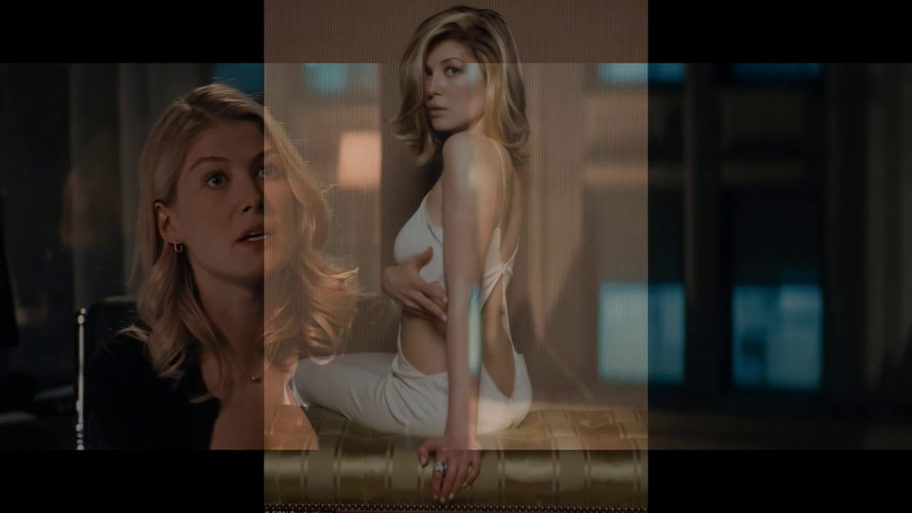 Rosamund Pike Uncensored nude hardcore celebrity sex tape