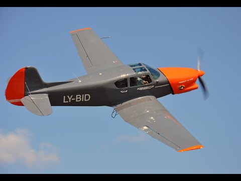 More Power Better Efficiency For The YAK 18T Retrofitted with the 500HP RED A03