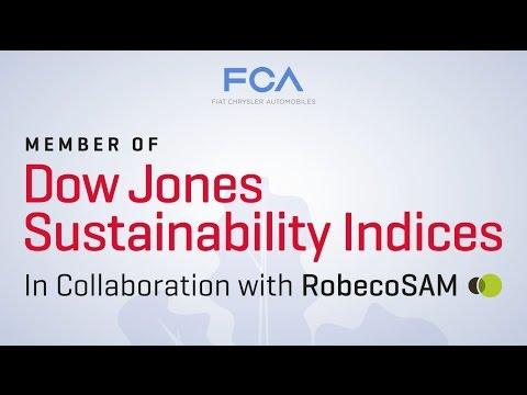 Fiat Chrysler Automobiles inclusa nel prestigioso Dow Jones Sustainability Index World