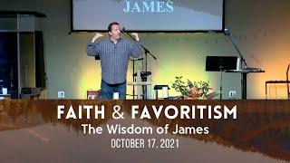 James // Faith or Favoritism