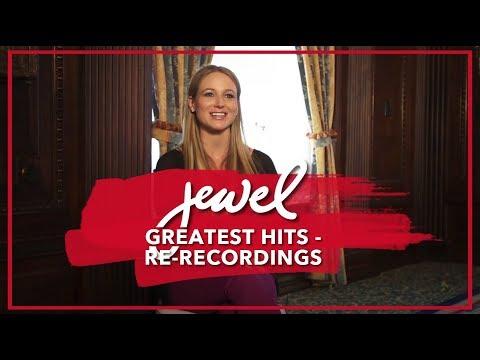 Jewel - Greatest Hits re-recordings