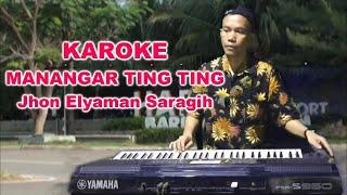 Download Mp3 Manangar Ting Ting - Karaoke Lagu Simalungun