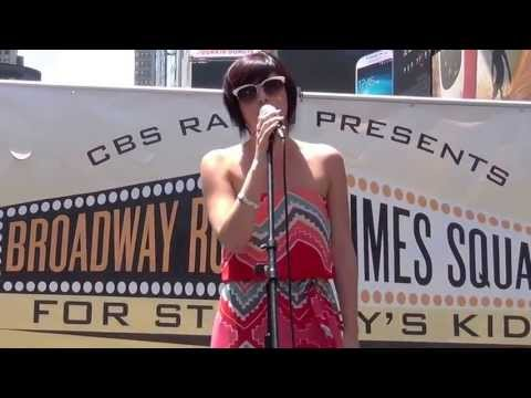 Krysta Rodriguez~ Safer (A Song from First Date on Broadway)