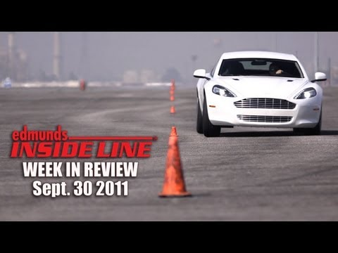 Inside Line Week In Review Video: Sept. 30, 2011