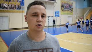 Во дворце спорта «Егорьевск» прошло первенство Московской области по гандболу среди девушек