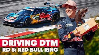 Liam Lawson Dominates The Double Header in Spielberg   Driving DTM
