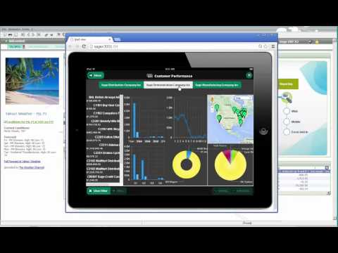 Sage Enterprise Intelligence for Sage ERP X3
