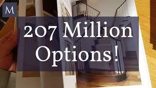Millions of options