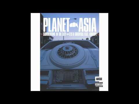 """Planet Asia & Kurupt """"G's & Soliders"""""""
