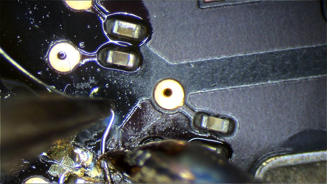 Repairing Macbook Pro Retina Displayport Symbol Error In Asd Youtube