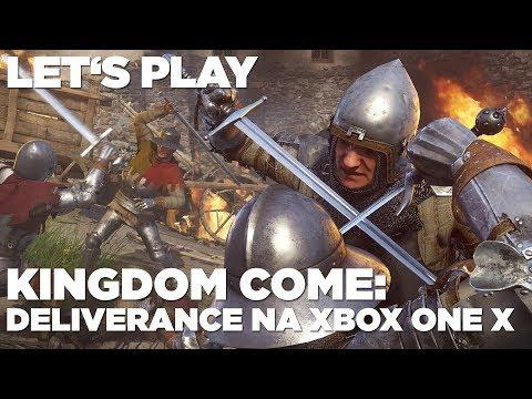 Hrej.cz Let's Play: Kingdom Come: Deliverance na Xbox One X [CZ]