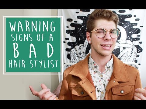 How to Spot a BAD Hair Stylist // Warning Signs of Bad Stylist