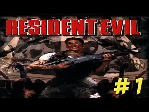 Sega Saturn: Resident Evil! Part 1 - YoVideogames