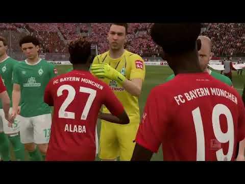Bayern Bremen 14.12