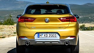 2018 BMW X2 - Sparkling Dynamics And Exciting Looks
