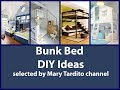 Bunk Bed DIY Ideas - Best DIY Furniture Ideas - Home Decor Inspiration