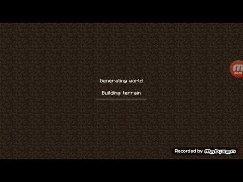 Minecraft survival indo mining untuk mencari diamond #1