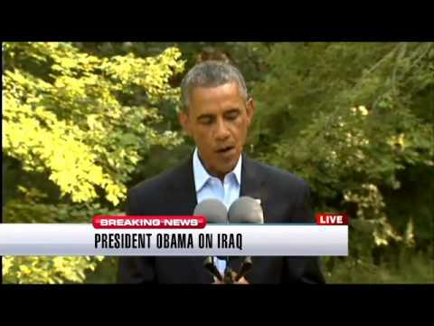 Obama congratulates Iraq's new PM