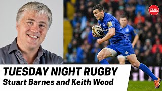 Stuart Barnes and Keith Wood | Johnny Sexton's future, Champions Cup review and Lions Tour schedule