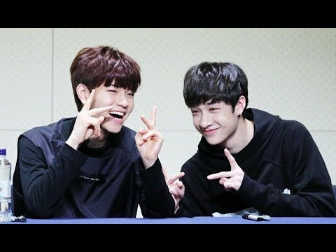 CHANSEUNG (SEUNGMIN AND CHAN) BEING PRECIOUS