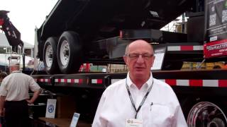 Video still for Lenni Stulc, President of Towmaster Inc at ConExpo 2014