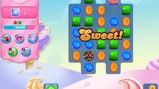Candy Crush Saga Level 4592 (No booster)