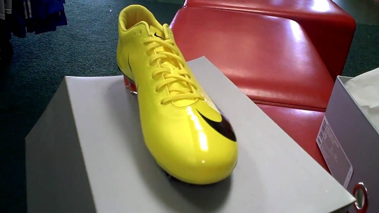 549e92e41 Nike Mercurial Vapor Superfly Yellow/Black - YouTube