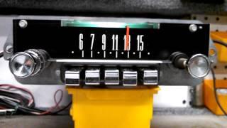 Basic control of a FMR-1 radio conversion