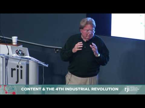 Archie Thornton: Content and the Fourth Industrial Revolution