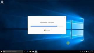 Windows 10 : How to Install Google Chrome
