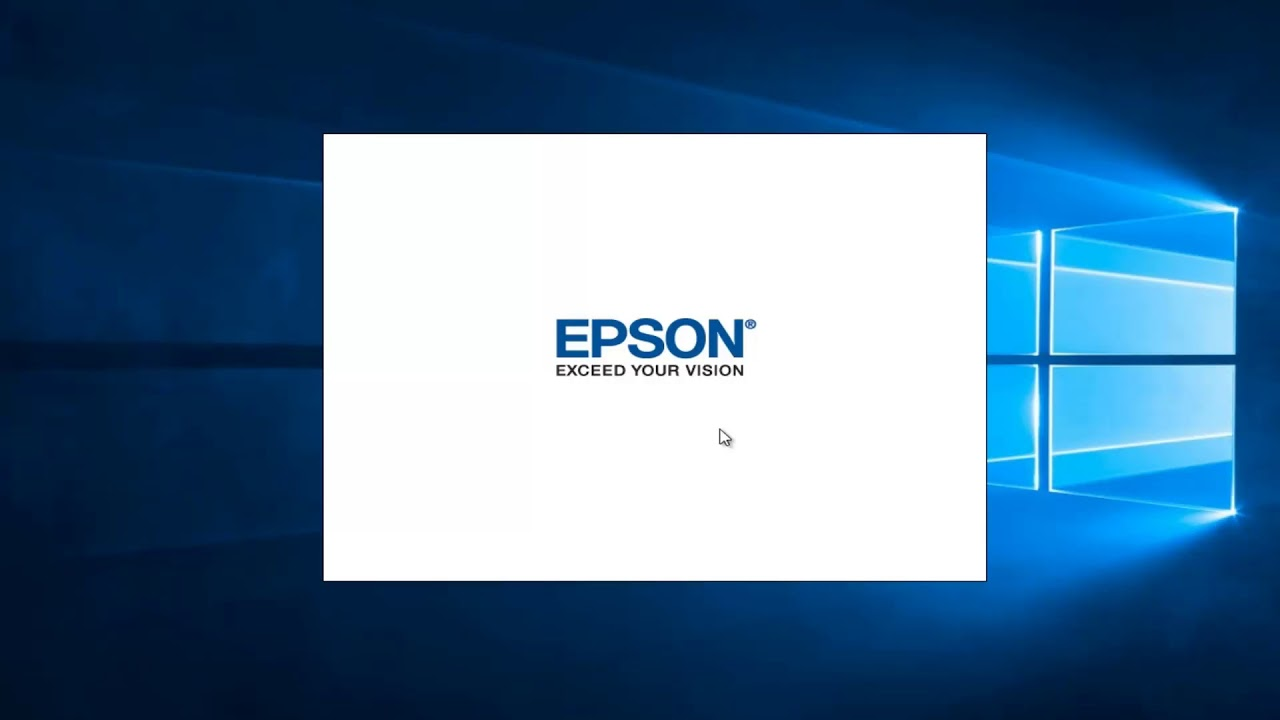 Download Epson Printer Driver Software Without CD/DVD