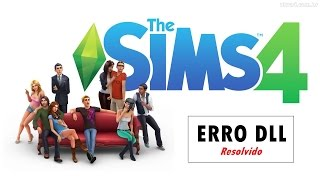 The sims 4 - Como tirar o ERRO DLL e failed to initialize (E1103) do Sims 4 (HD)