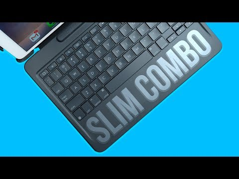 ipad pro 12.9 smart keyboard vs logitech slim combo