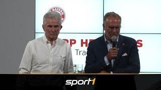 """Jupp Heynckes bricht sein Schweigen: """"Diven beim FC Bayern""""   SPORT1 - DER TAG"""