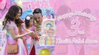 The Onsu Family - Thalia Birthday Vlog