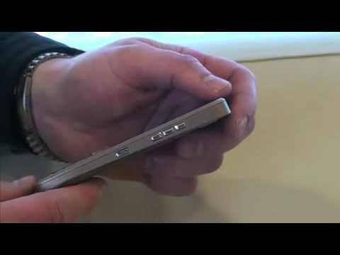 Nokia E52 - Video Demo