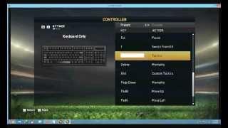 FIFA 15: best controller for PC Keyboard  II  أفضل إعدادت التحكم في فيفا 15