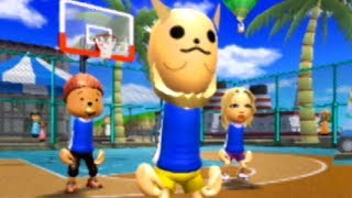 Dominare a Basket su Wii Sports Resort