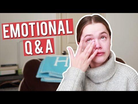 Emotional Q&A | Having More Kids, Regrets, Biggest Fear