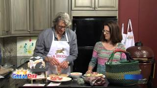 9-4-15: Great Food with Wini Moranville - with Herb Eckhouse from La Quercia Cured Meats