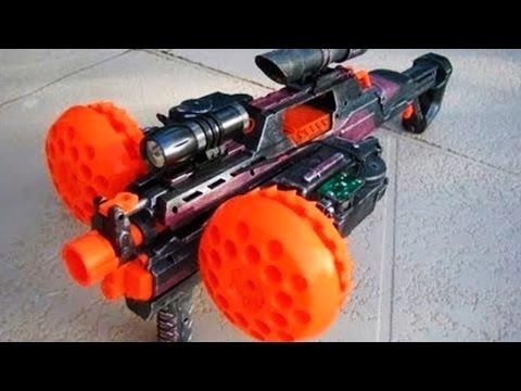 Geniales 10 Armas Juguete De Youtube 9DH2WEI