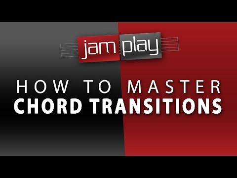 Why You Struggle With Chord Transitions ...And How To Fix Them!