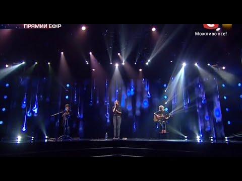 Один в Каное — Човен  Live   Четвертый прямой эфир «Х-фактор-6»  (28.11.2015)