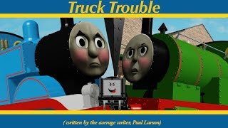 Truck Trouble / Learning Segment / Roblox Remake