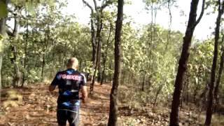 Duathlon Buff XC Series Etapa II 2010 Bosque de la Primavera, Running en Senda de Montaña
