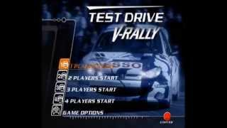 Test Drive V Rally Sega Dreamcast New 60FPS