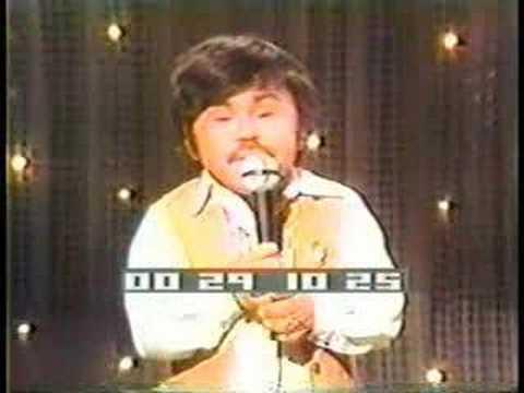Herve Villechaize sings!