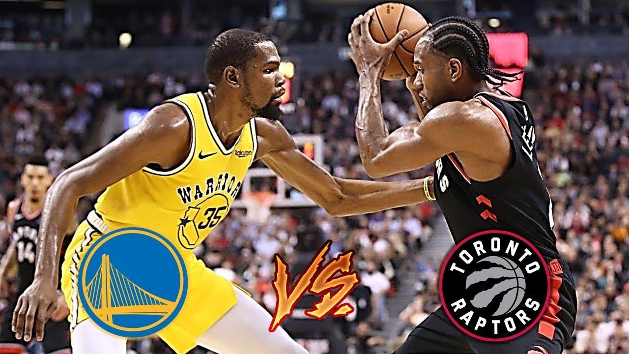 NBA Finals 2019 Game 2: Raptors Vs. Warriors Schedule, TV Channel, Stream, Time, Odds, Predictions
