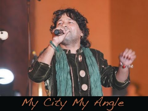 Babam Bam by Kailash Kher live in Udaipur, Rajasthan